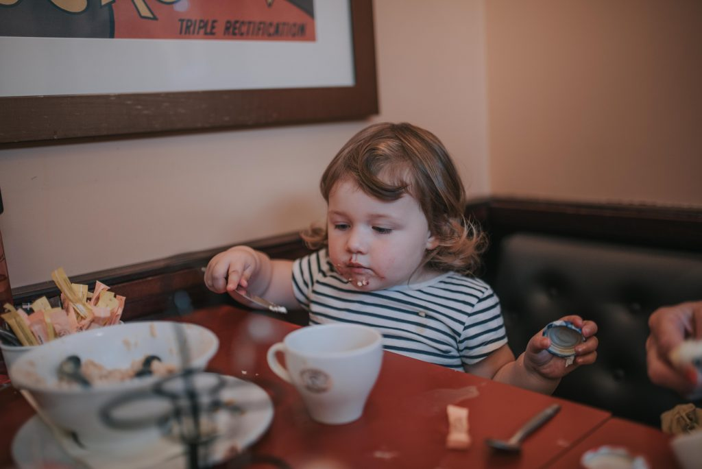 Afternoon tea at patisserie valerie making memories for grandparents day