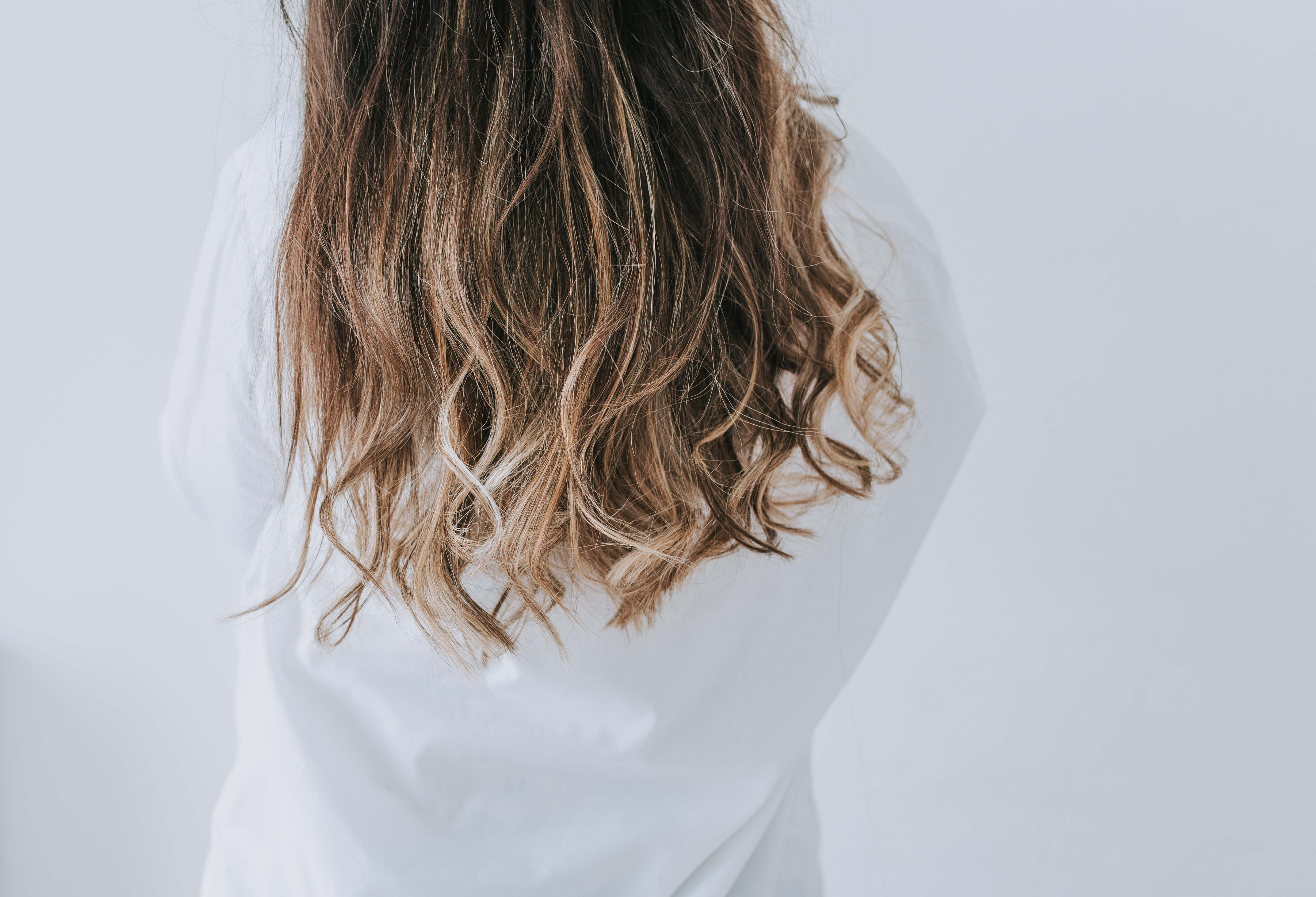 balayage ombre hair brunette blonde Little Paper Swans Q&A